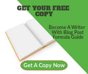 Blog post formula copy